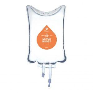 IV drips - detox